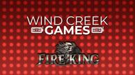 Wind Creek Games - Fire King